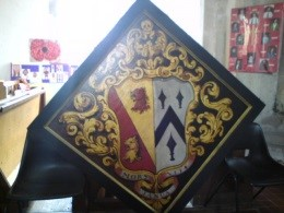 Hatchment Fearne family