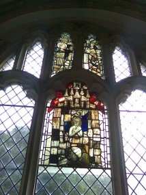 Bredgar Church Window