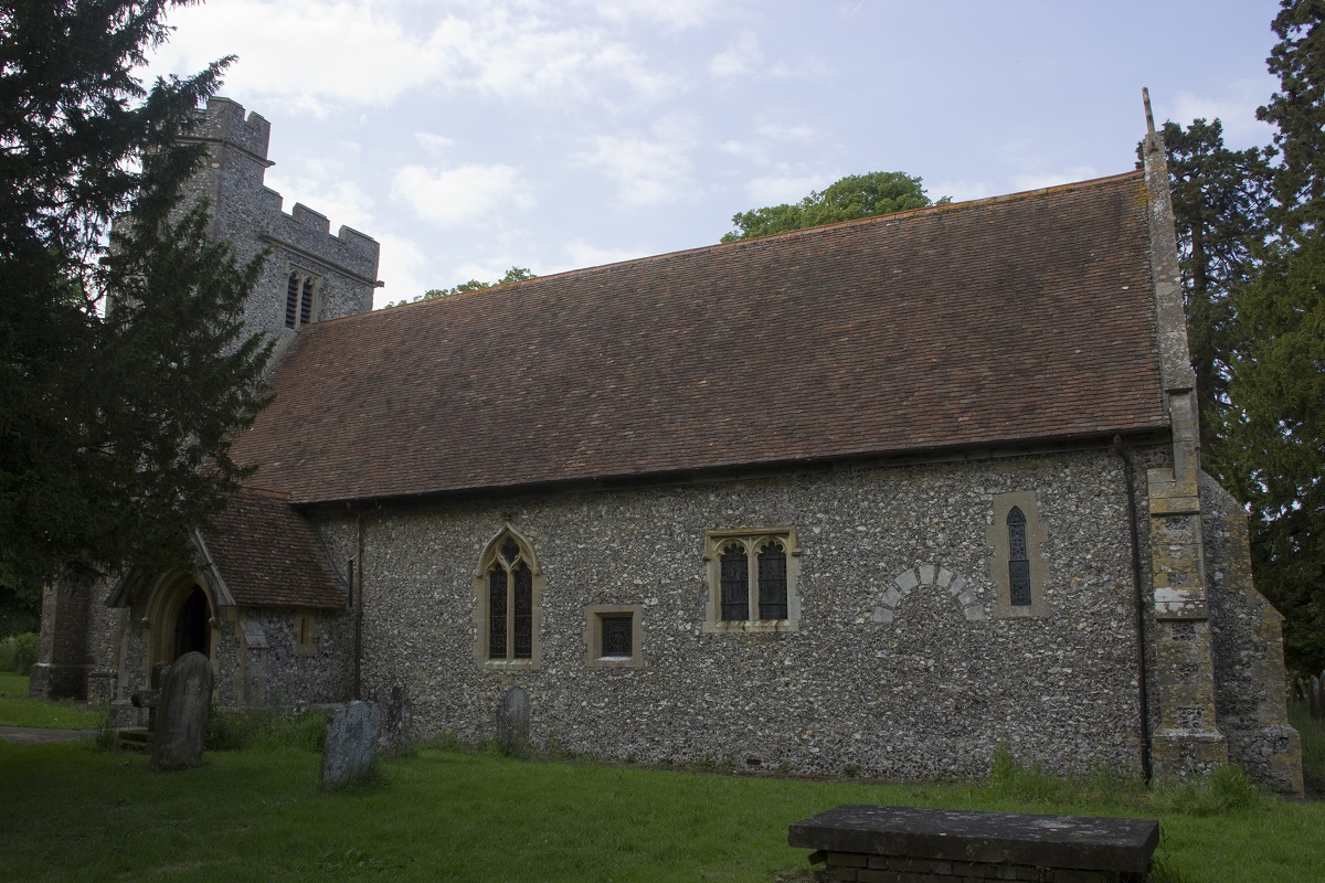 Frinsted Church