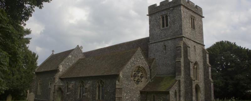 St. Dunstan, Frinsted