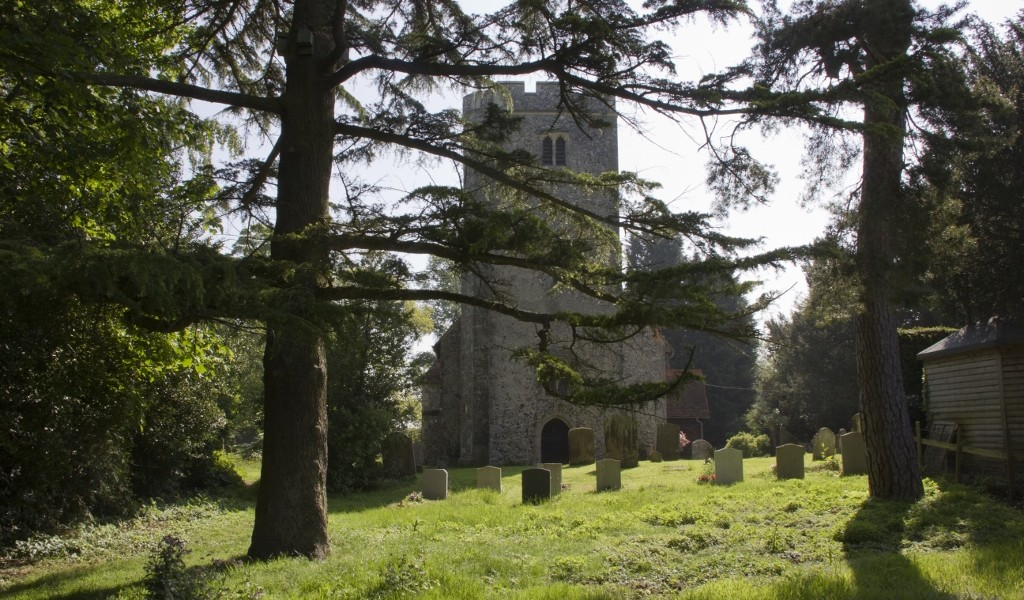 Milstead Church