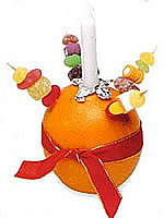Christingle at Candlemas