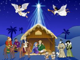 Christmas at Tunstall with Bredgar